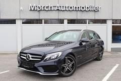 Mercedes C200 2,0 AMG Line stc. aut.