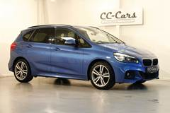 BMW 220d 2,0 Active Tourer xDrive aut. Van