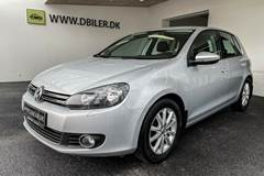 VW Golf VI 1,4 TSi 122 Highline