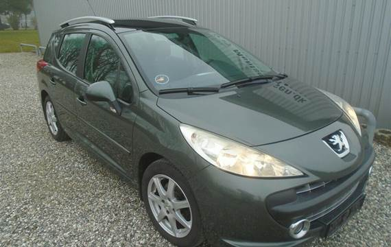 Peugeot 207 1,6 HDi 109 SE Pack