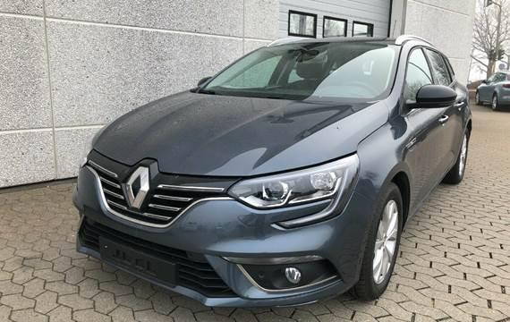 Renault Megane IV 1,3 TCe 140 Limited Sport Tourer