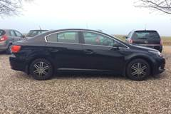 Toyota Avensis 1,8 VVT-i T2 Touch