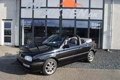 VW Golf III 1,8 Cabriolet aut.