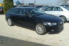 Audi A4 Avant 3.0 TDI V6 clean diesel - 245 hk quattro S tronicOm Virksomheden: