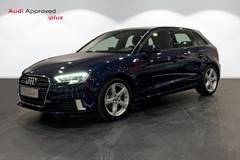 Audi A3 1,4 TFSi 150 Sport Sportback