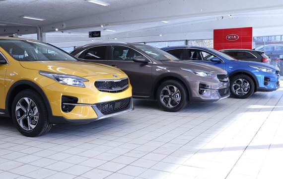 Kia XCeed 1,0 T-GDi Active