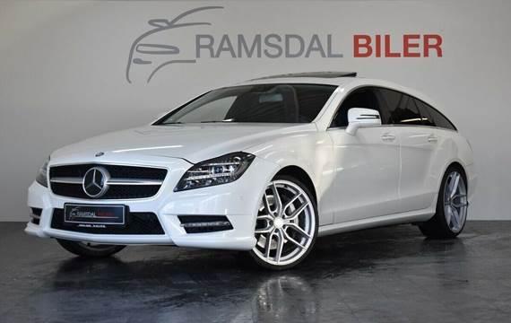 Mercedes CLS500 4,7 SB aut. BE