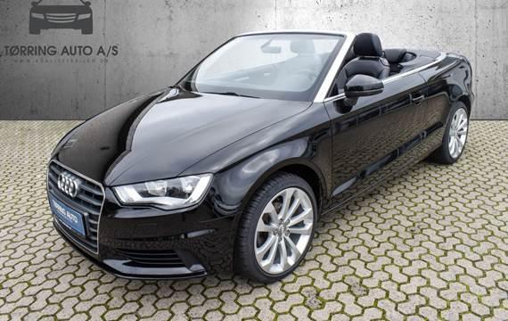 Audi A3 1,6 TDi 110 Ambiente Cabriolet