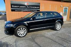 Audi A3 1,8 TFSi Attraction Sportback