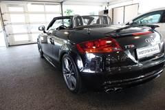 Audi TTS 2,0 TFSi Roadster quattro S-tr.