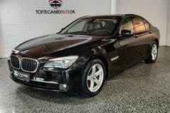 BMW 740d 3,0 Individual Steptr.