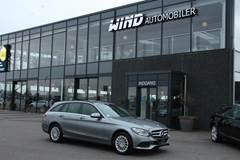 Mercedes C200 d 1,6 stc. aut.