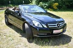 Mercedes E350 3,0 CDi Cabriolet aut. BE