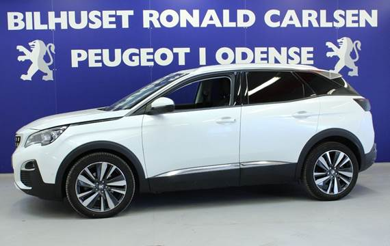 Peugeot 3008 1,5 BlueHDi 130 Limited Pack