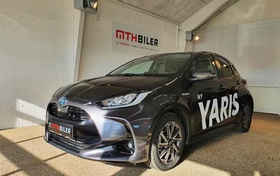 Toyota Yaris 1,5 B/EL H3 Smart  5d Trinl. Gear