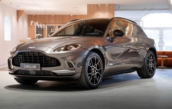 Aston Martin DBX 4,0 aut.