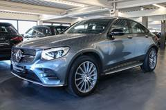 Mercedes GLC43 3,0 AMG Coupé aut. 4Matic