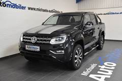 VW Amarok 3,0 V6 TDi 224 Highline aut. 4M