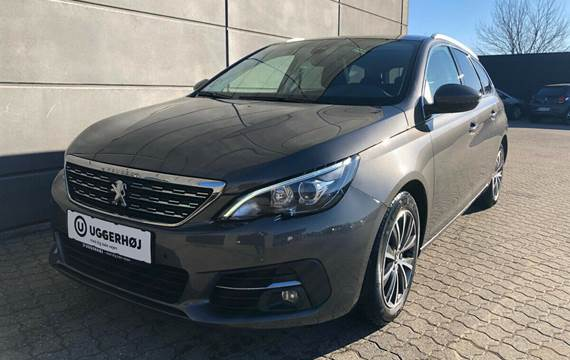 Peugeot 308 1,6 BlueHDi 120 Allure Sky SW