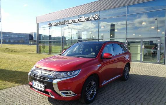 Mitsubishi Outlander 2,4 PHEV Instyle S Edition CVT 4WD