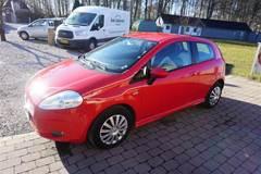 Fiat Punto 1,4 Dynamic  3d