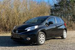 Nissan Note 1,2 Acenta+