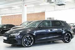 Audi S3 Sportback 2.0TFSi ALL-BLACK/S-SITZE/PANO/B&O