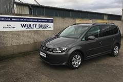VW Touran 1,6 blueMotion TDI Comfortline  6g