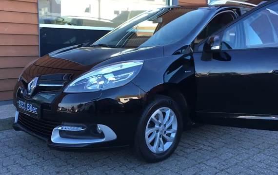 Renault Grand Scenic III 1,5 dCi 110 Limited Edition Van