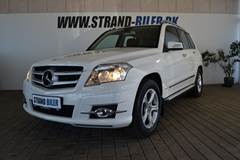 Mercedes GLK220 2,2 CDi aut. 4Matic BE