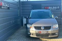 VW Touran 1,9 TDi 105 Trendline DSG BM