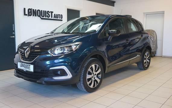 Renault Captur 1,5 dCi 90 Zen+