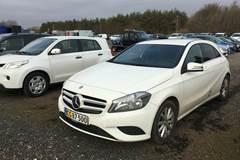 Mercedes A180 1,5 CDi Van