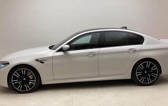 BMW M5 4,4 xDrive aut.