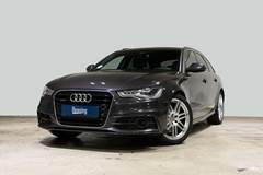 Audi A6 3,0 TDi 245 S-line Avant quattro Tiptr.
