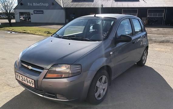 Chevrolet Kalos 1,4 16V SE