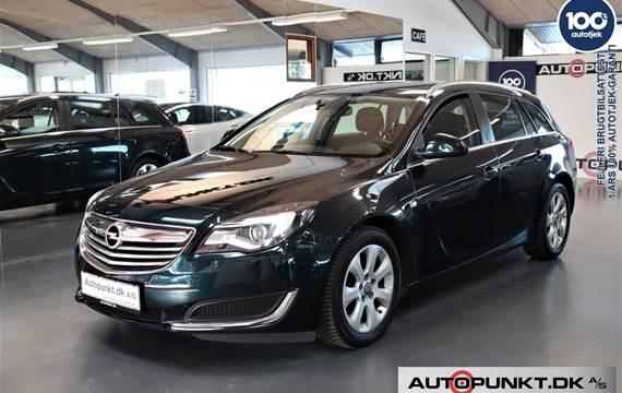 Opel Insignia 2,0 CDTi 120 Edition Sports Tourer eco