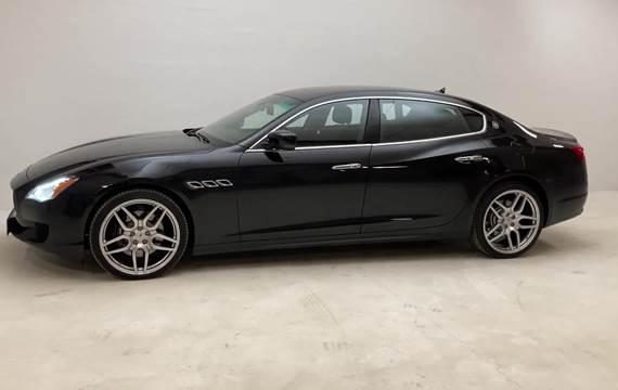 Maserati Quattroporte 3,0 S Q4 aut.
