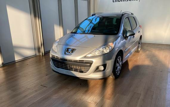 Peugeot 207 1,6 HDi 92 Active XD