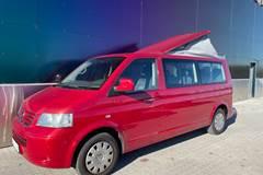 VW Caravelle 2,5 TDi 130 lang
