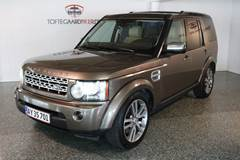 Land Rover Discovery 4 3,0 TDV6 HSE aut.