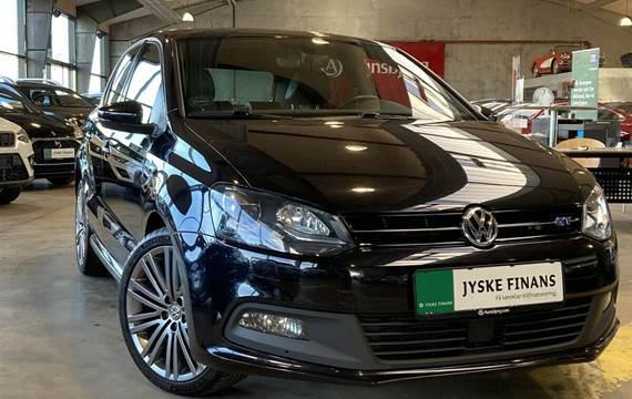VW Polo 1,4 TSi 150 BlueGT DSG