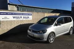 VW Touran 1,6 blueMotion TDI Comfortline  Van 6g
