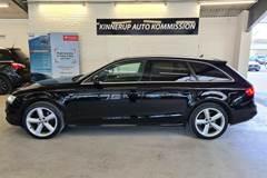 Audi A4 2,0 TDi 177 S-line Avant Multitr.