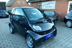 Smart City Coupé 0,6 Pure 50 aut.