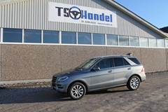 Mercedes ML350 3,0 BlueTEC aut. 4Matic Van