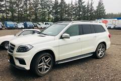 Mercedes GL500 4,7 aut. 4Matic BE Van