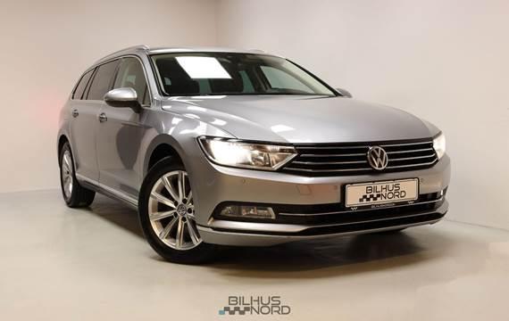 VW Passat 2,0 TDi 150 Highline Premium Variant DSG