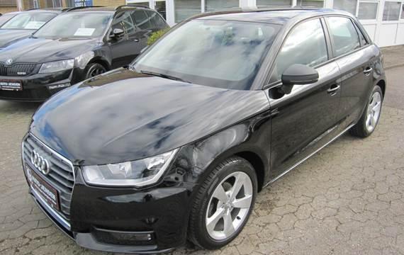 Audi A1 1,0 TFSi 81 Sport Sportback