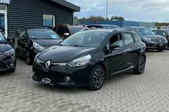 Renault Clio IV 1,5 dCi 75 Expression Navi Style Sport Tourer